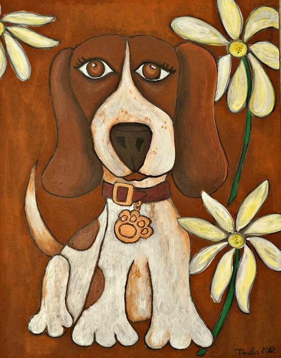 Daisy by Toula!