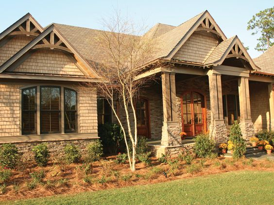 Dickerson creek rustic home house plans luxury houses for Homes by dickerson floor plans