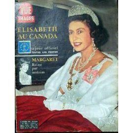 Point De Vue Images Du Monde N° 853 Du 16/10/1964 - Elisabeth Au Canada - Sejour Officiel. Margaret Reine Par Interim.