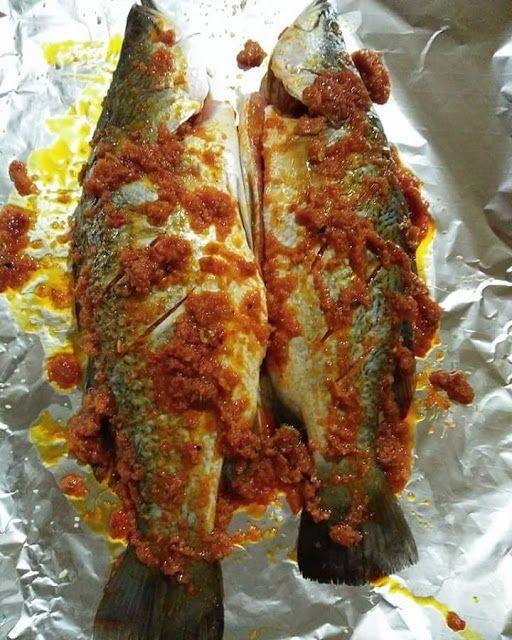Resepi Pes Ikan Bakar Paling Mudah Dan Sedap Sharing My Ceritera Ikan Bakar Resep Ikan Resep Makanan