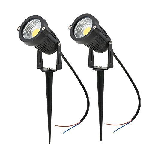 Low Voltage Led Landscape Lights 12v 12 Volt Led Outdoor Landscape Spotlight Fixture 400 Lumen 5 Watt Cob Technology