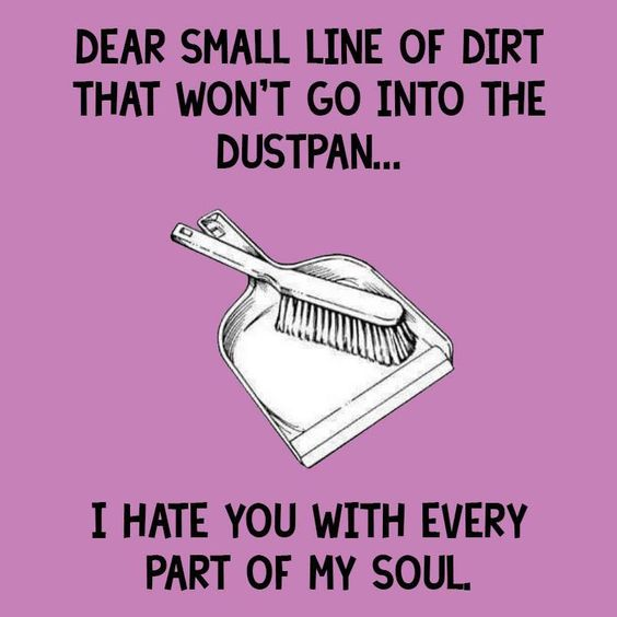 Cleaning Humor                                                                                                                                                     More