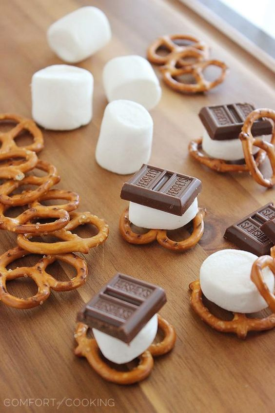 The Comfort of Cooking » Quick & Easy Chocolate Covered S'mores ...