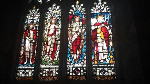 The Ascension Stokenham Church.