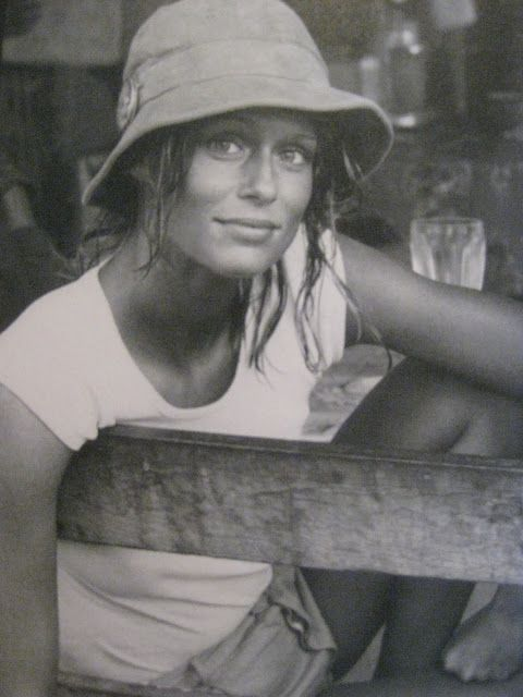 Beauty icon: Lauren Hutton: