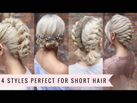 How To Style Cute Low Messy Bun Updo Hairstyles Youtube Easy Bun Hairstyles Messy Bun For Short Hair Bun Hairstyles