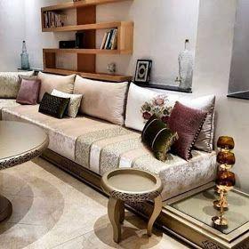 Salon Marocain Moroccan Decor Living Room Moroccan Living Room Living Room Decor Apartment