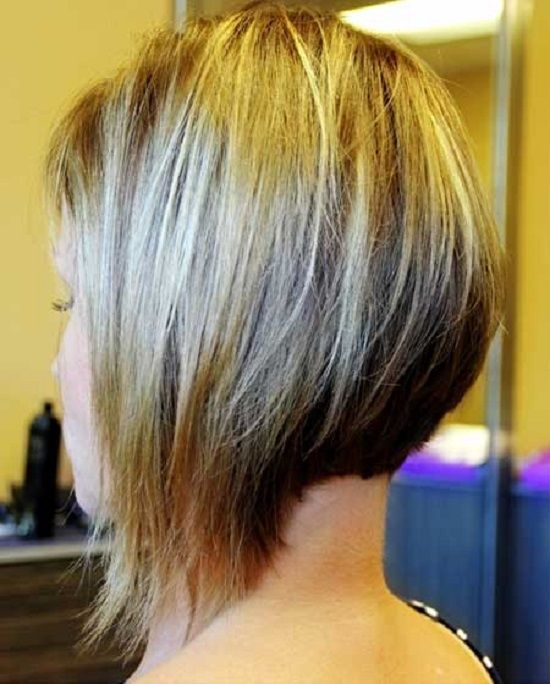 Long In The Front Short In The Back Hairstyle Women Hairstyles