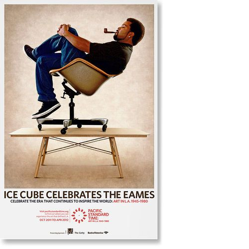 ice cube does eames