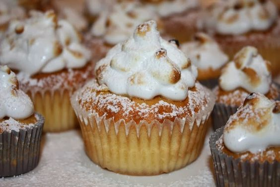 Kuchenfee: Snow-Cupcakes