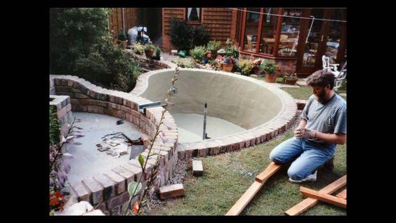 Building a Koi Pond
