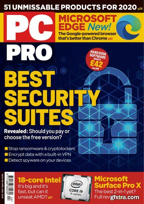Pc Pro April 2020 True Pdf Pc Pro April 2020 True Pdf English 132 Pages True Pdf 100 Mb Source Https In 2020 Computer Magazines Security Suite True
