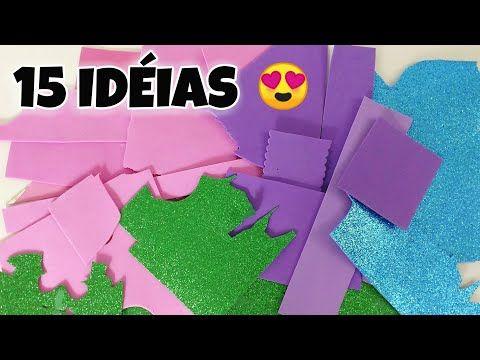 15 ideas para utilizar los retazos de goma eva 5a613ba81c1adf5de1181f0d1829c439