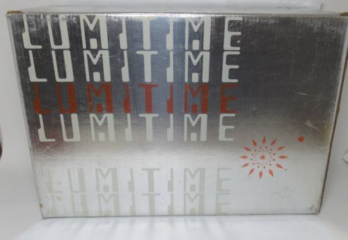 VINTAGE-RARE-NEW-IN-BOX-Tamura-Lumitime-Electric-Digital-Clock-Model-No-C31