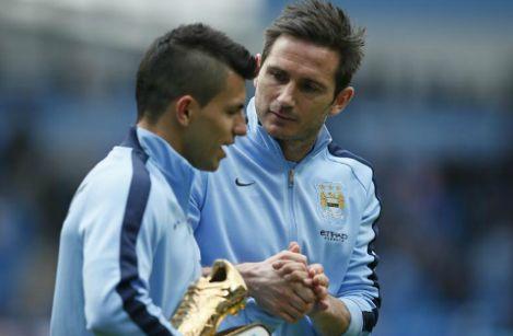 Lampard: Aguero Hay Hơn Cả Drogba: