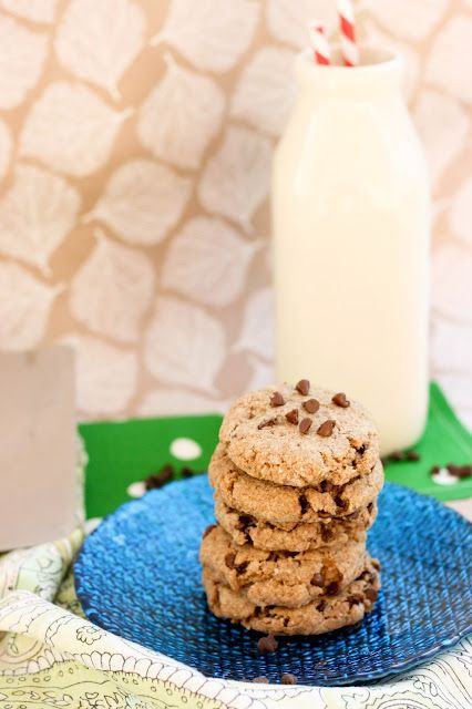 healthy chocolate chip cookies recipe?? well... i should say healthiERRR...