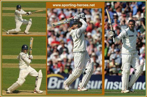 Anil Kumble - India - Test Record v England