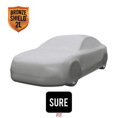 Bronze Shield L Car Cover For Audi A Convertible Door - Audi a5 car cover