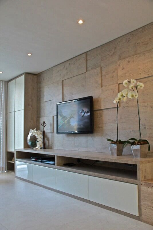 15 Stylish Modern Tv Stand Ideas For Small Spaces Interior Design Wall Paneling Ideas Living Room Living Room Tv Living Room Tv Wall #tv #unit #designs #for #living #room