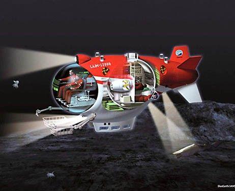 Conheça o projeto do submarino japonês que descerá profundidade recorde!