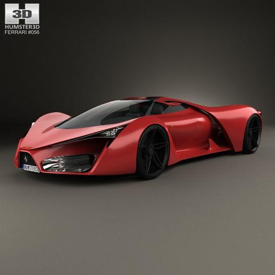 f80 2016 3d model models 3d and
