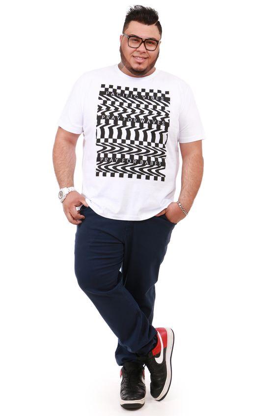 T.shirt Plus Size Kauê