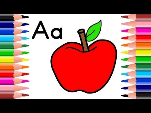 Abc Colouring Pages Apple Ball Cat Youtube Abc Coloring Pages Abc Coloring Doc Mcstuffins Coloring Pages
