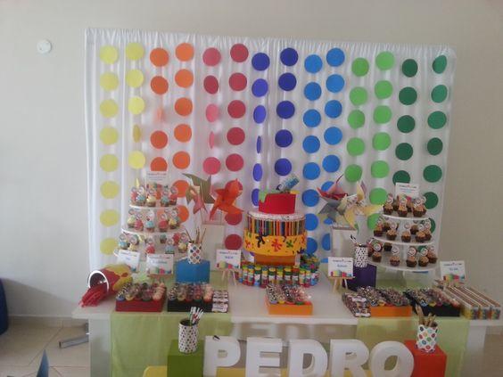 festa pintando o 7 provençal - Pesquisa Google