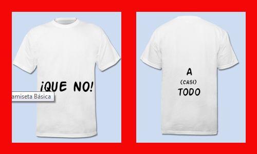 #Camisetas_Personalizadas, camisetas baratas - www.tuscamisetaspersonalizadas.com -  @chapea_com