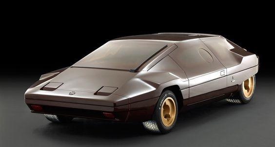 Das Lancia Sibilo Concept war Marcello Gandinis Science-Fiction-Meisterwerk | Classic Driver Magazine