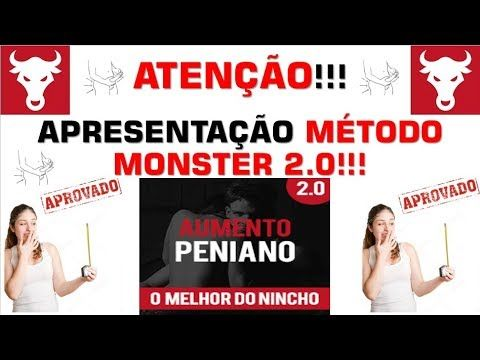 método monster download