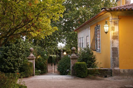 Quinta da Bouça D'Arques charm hotel near Viana do Castelo, Portugal's green north