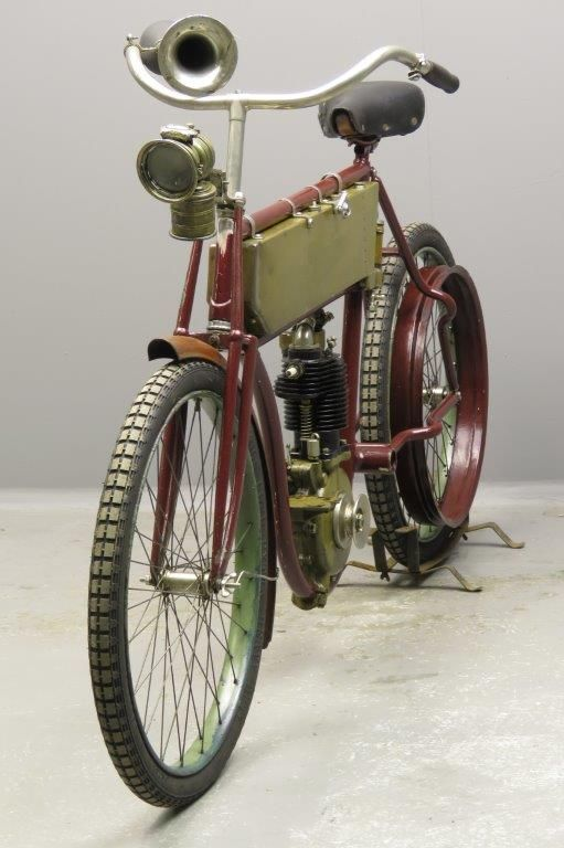 Wanderer 1904 308cc 1cyl Aiv 2803 Vintage Motorcycles Antique