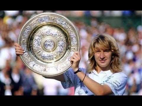 Steffi Graf S 22 Grand Slam Championship Points Steffi Graf Tennis Players Female Tennis Legends