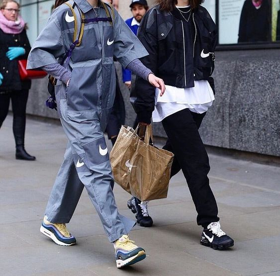 Nike Street Style