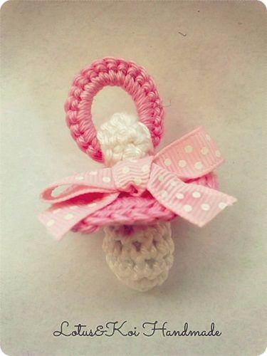 Crochet >chupe