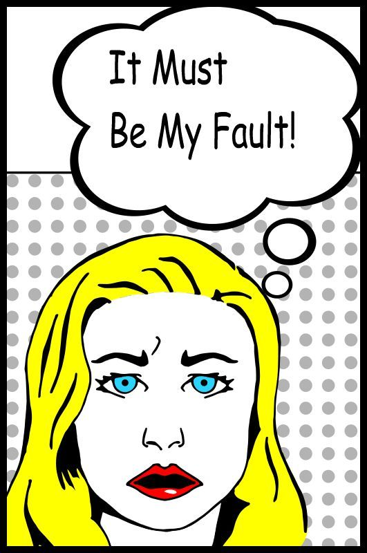 DON'T BLAME YOURSELF... IT'S THE BULLY AND HIS COHORT (SOME OF YOUR FELLOW WORKERS WHO MOB WITH HIM/HER) THAT ARE ABUSING YOU TO THE NTH DEGREE... The fault lies with them, not with you in a true bullying situation... Sick! http://prairieprincess.hubpages.com/hub/When-You-Are-Bullied-At-Work: