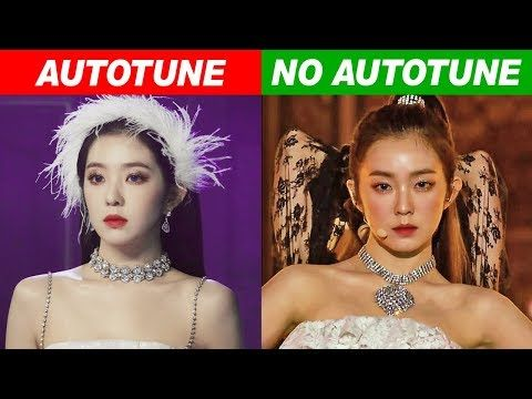 Kpop Idols Autotune Vs No Autotune Mv Vs Live Part 5 Youtube Kpop Idol Idol Kpop