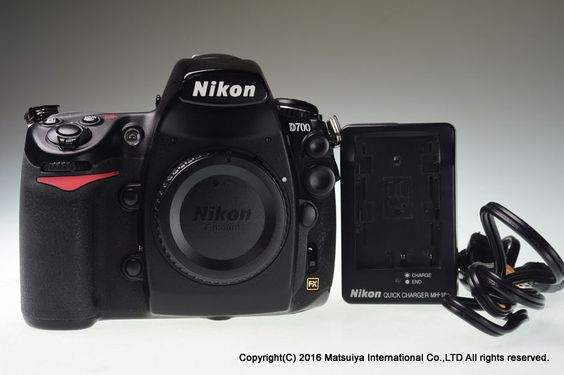 NIKON D700 Body 12.1 MP Digital Camera Excellent #Nikon