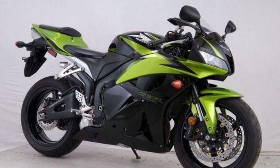 2009 Honda CBR600RR Sportbike , black, 825 miles for sale in Sidney, NY
