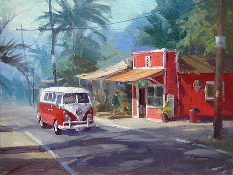 Haleiwa by Richard Robinson