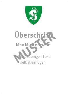 Muster Ehrenurkunde, Zertifikat, Urkunde, Wappen Wappen, Frei Wappen Grün mit…