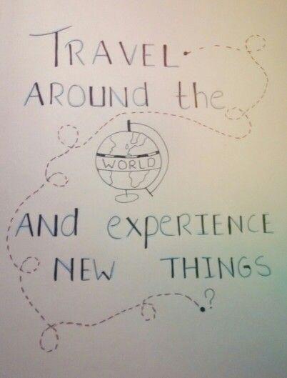 Travel quote <3