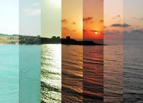 7 hrs in one photo