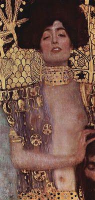 A Pitonisa, Judith and Holoferns, Gustav Klimt
