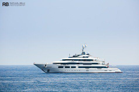 Arthur Blank Net Worth 5 Billion Inside The Crazy 180m Dreamboat Yacht In 2020 Yacht Super Yachts Oceanco Yacht