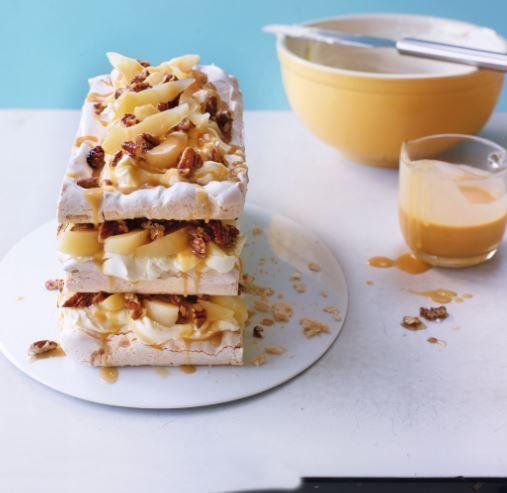 phil vickery meringue cake