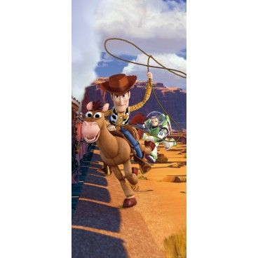 Disney Toy Story 2 Door Poster
