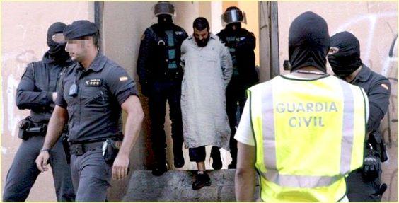 Mustafa Al Lal Mohamed, detenido en Melilla en mayo.© F. G. Guerrero Mustafa Al Lal Mohamed, detenido en Melilla en mayo.