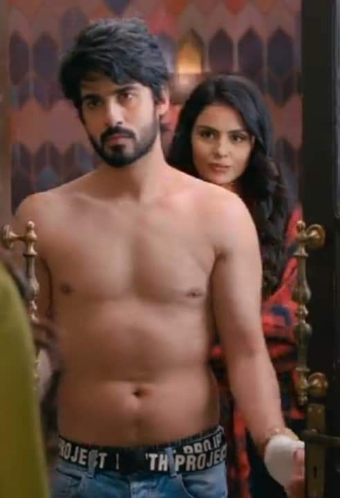 Abrar Qazi As Rudransh Khurana In Yeh Hai Chahte Star Plus 281020 Actors Physique Eye Candy